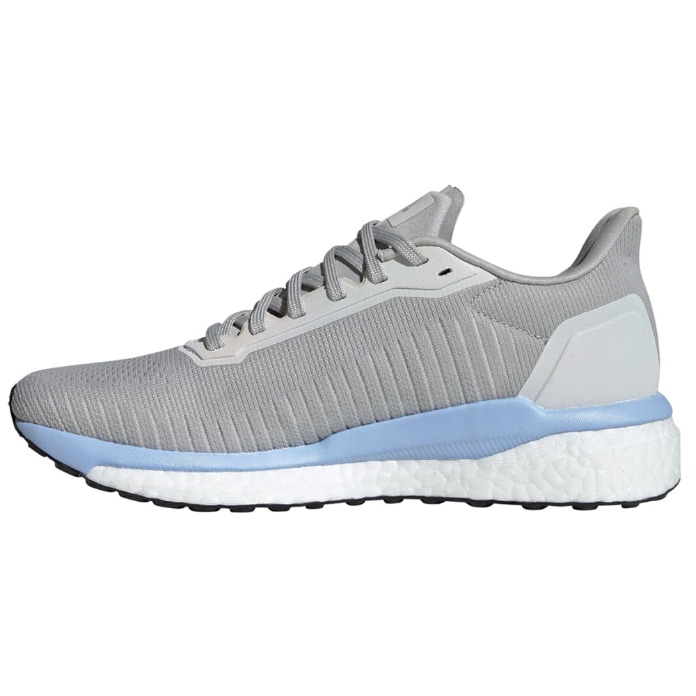 ADIDAS Women's Solar Drive 19 Running Shoe - GREY- EF0780