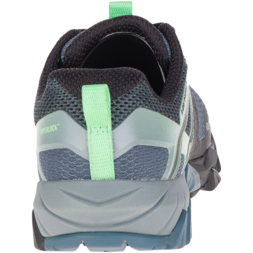 MERRELL Women's MQM Flex Hiking Shoes - GREY/BLK- J12338