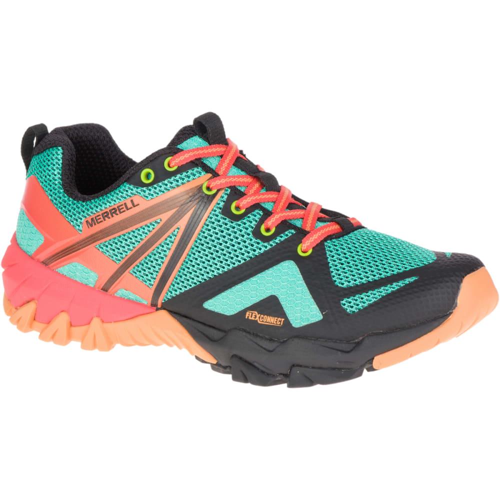 MERRELL Women's MQM Flex Hiking Shoes - FRUIT PUNCH- J12336
