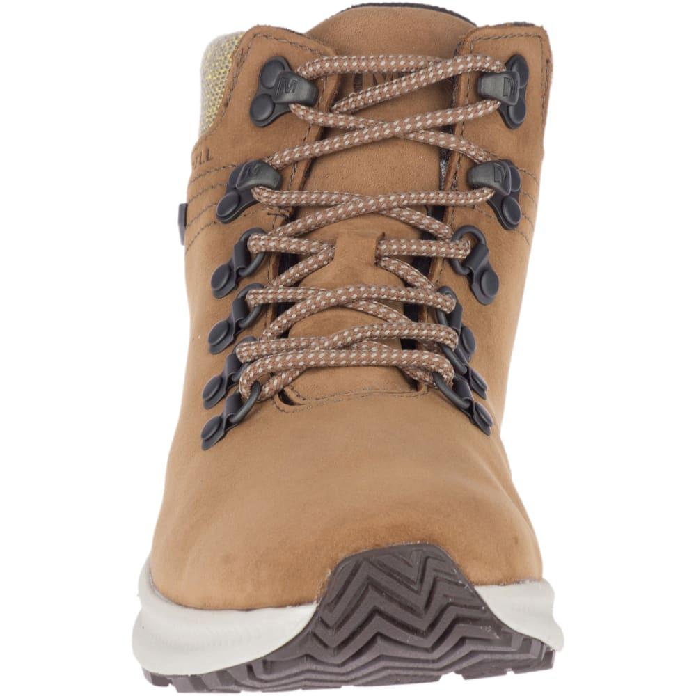 MERRELL Women's Ontario Mid Waterproof Hiking Boot - OTTER- J84868