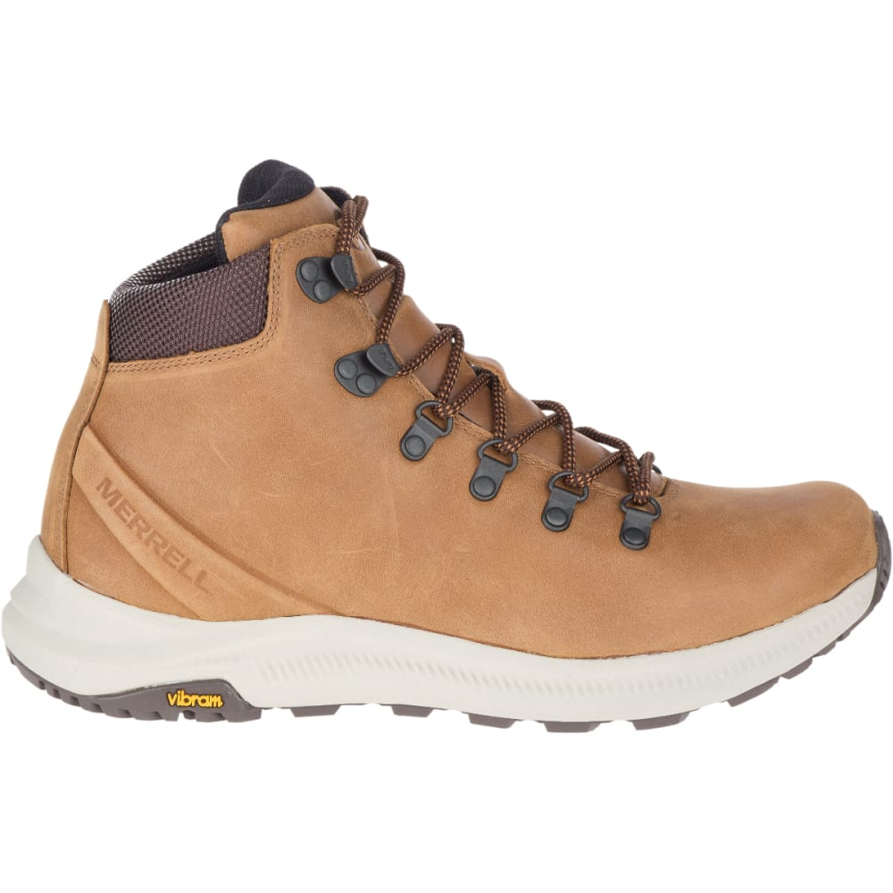 MERRELL Men's Ontario Mid Hiking Boot - BRN SUGAR J53221