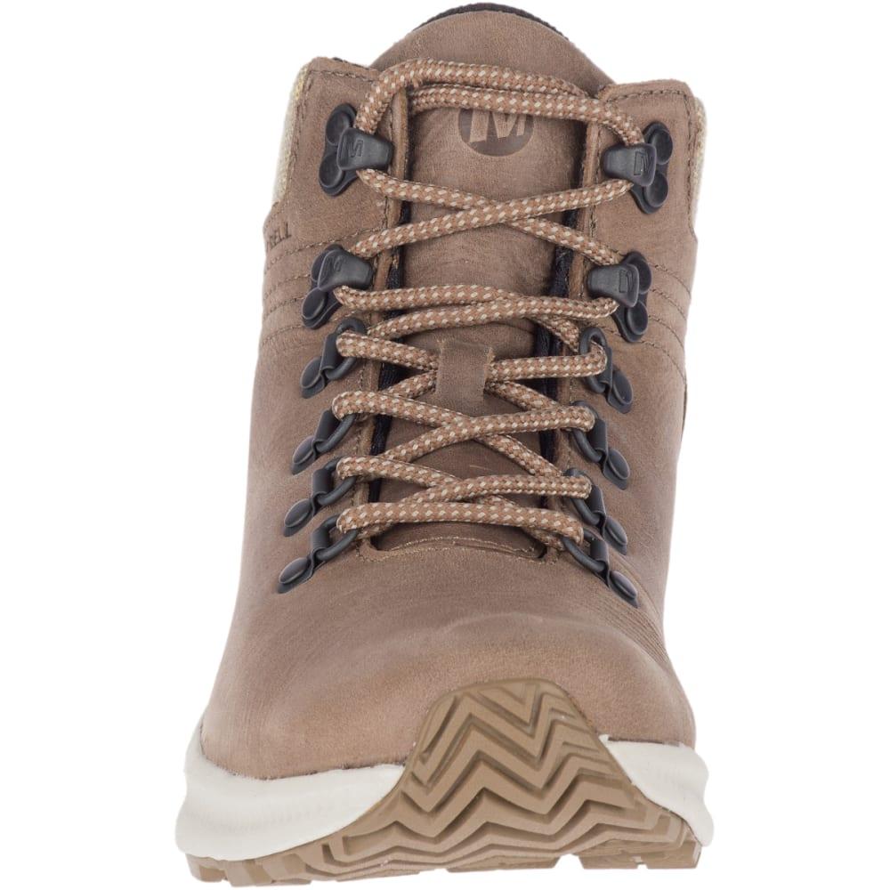 MERRELL Women's Ontario Mid Hiking Boot - OTTER J50154