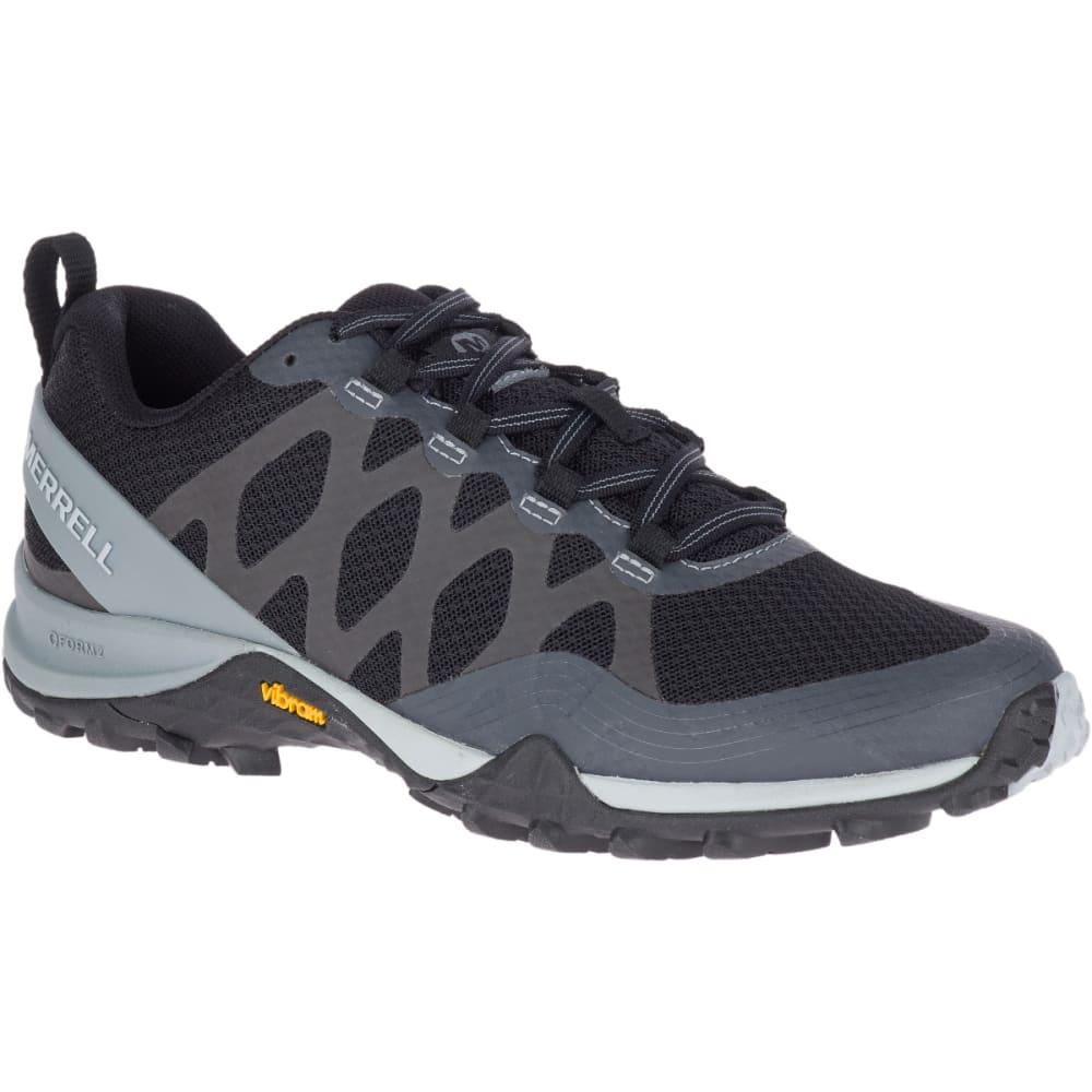 MERRELL Women's Siren 3 Ventilator Hiking Shoe - BLACK