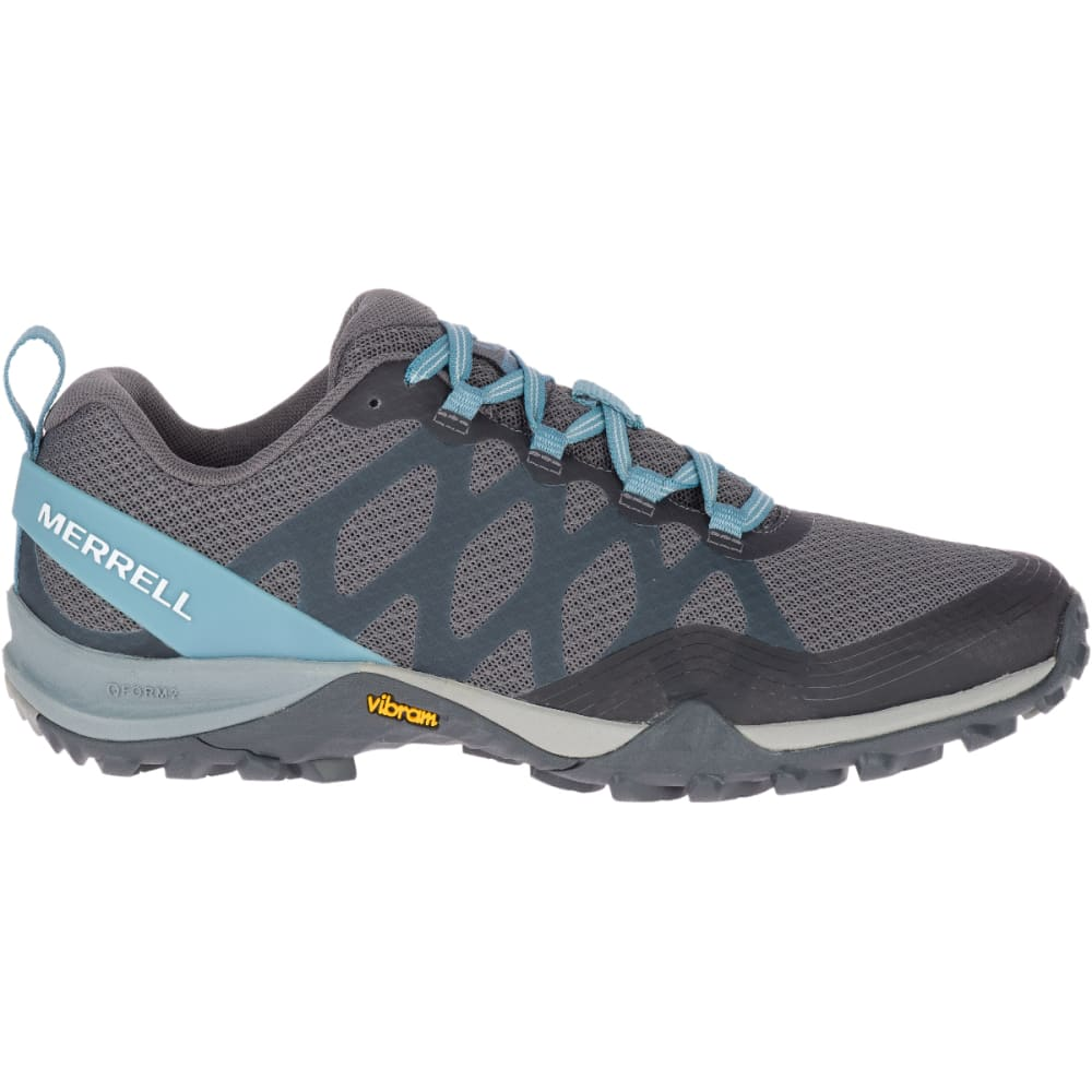 MERRELL Women's Siren 3 Ventilator Hiking Shoe - BLUE SMOKE J52910