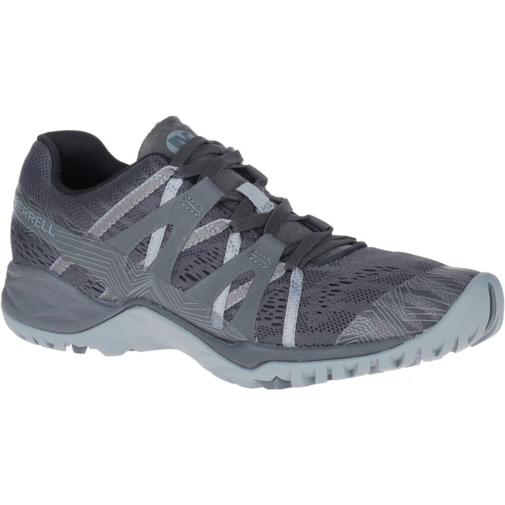 MERRELL Women's Siren Hex Q2 E-Mesh Hiking Shoe - GRANITE J46574