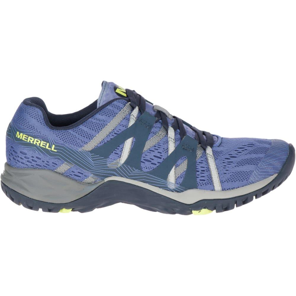 MERRELL Women's Siren Hex Q2 E-Mesh Hiking Shoe - VELVET MORN
