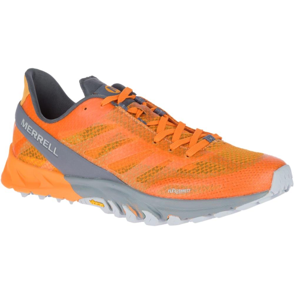MERRELL Men's MTL Cirrus Trail Running Shoe - FLAME ORANGE