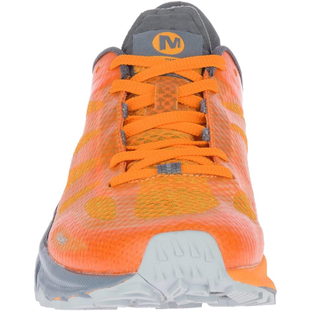 MERRELL Women's MTL Cirrus Trail Running Shoe - FLAME ORANGE