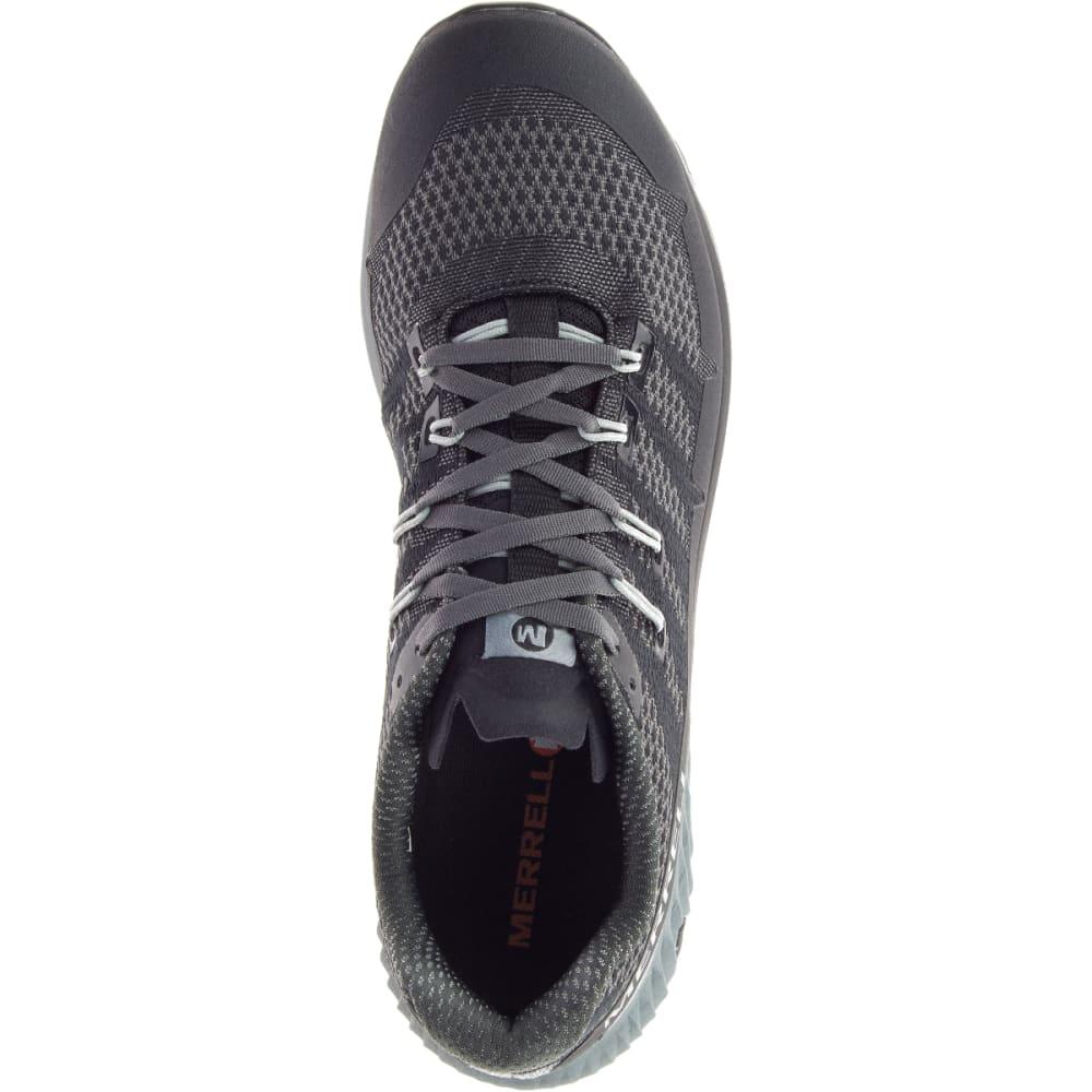 MERRELL Men's Agility Peak Flex 3 Trail Running Shoe - BLACK J48897