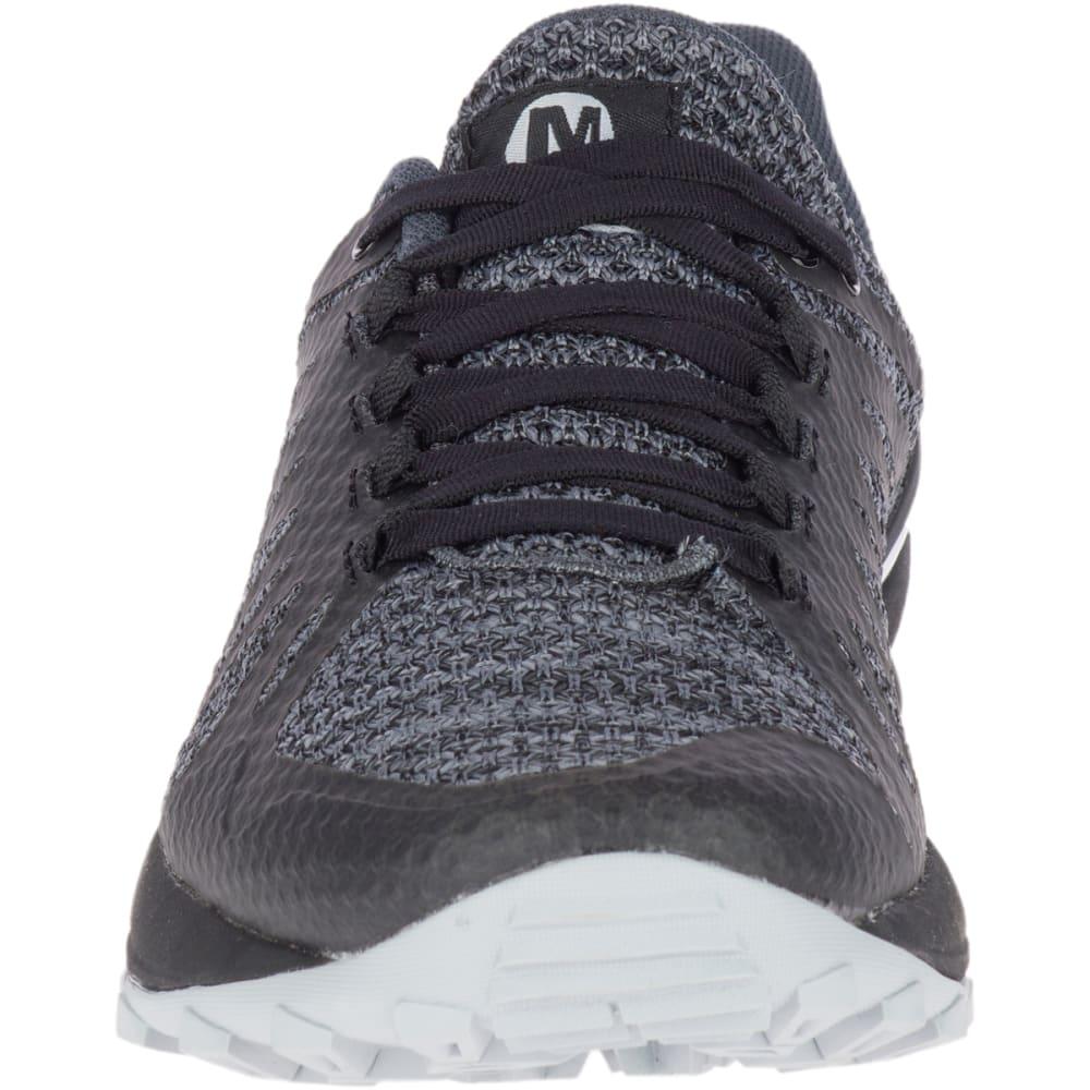 MERRELL Women's Momentous Trail Running Shoe - BLACK J52750