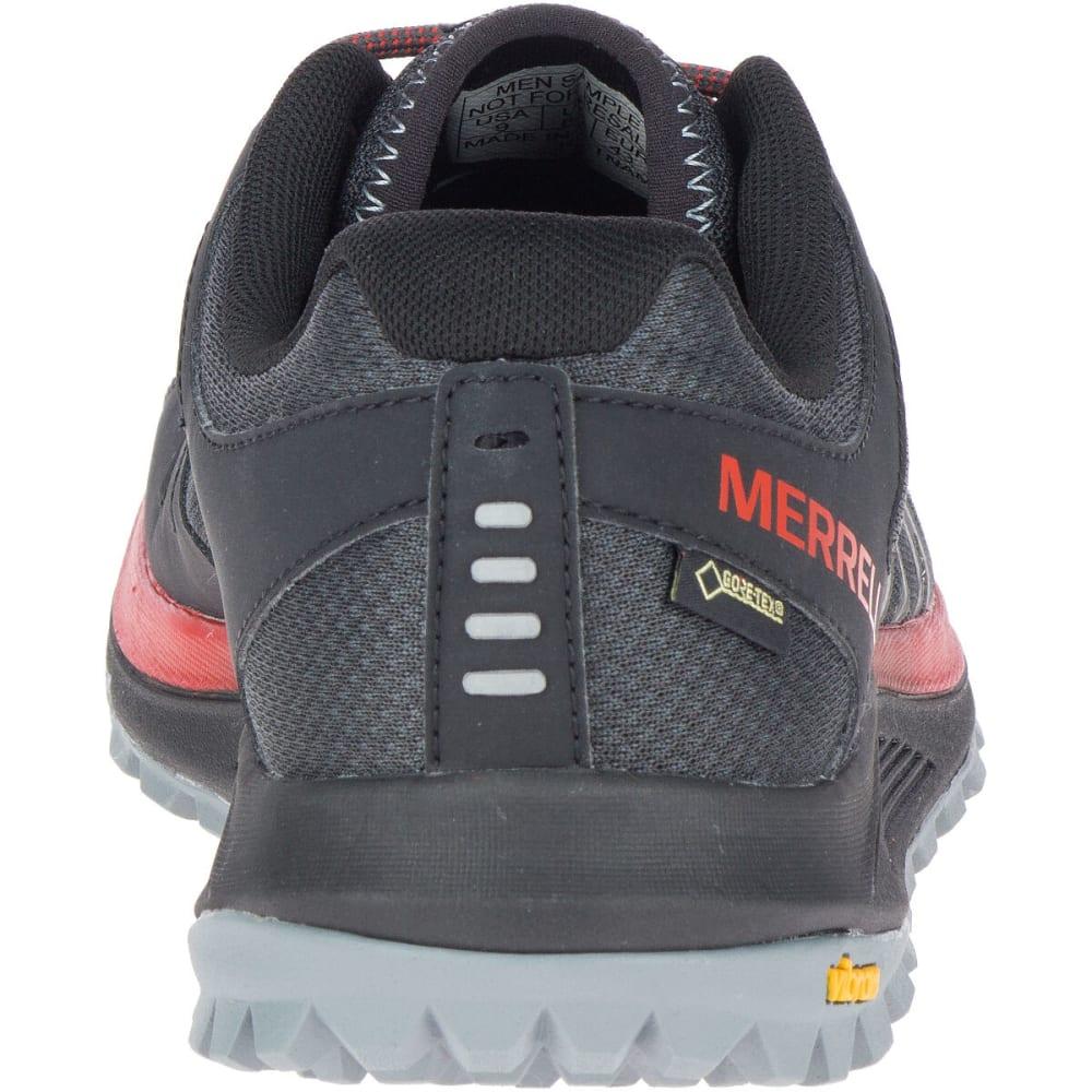 MERRELL Men's Nova GORE-TEX Trail Running Shoe - BLACK J48821