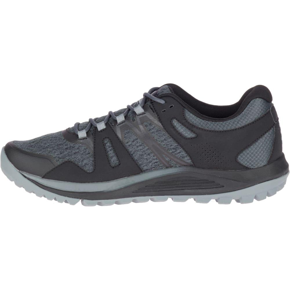 MERRELL Men's Nova Trail Running Shoe - BLACK J48831