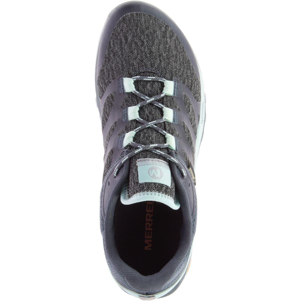 MERRELL Women's Antora GORE-TEX Trail Running Shoe - TURBULENCE