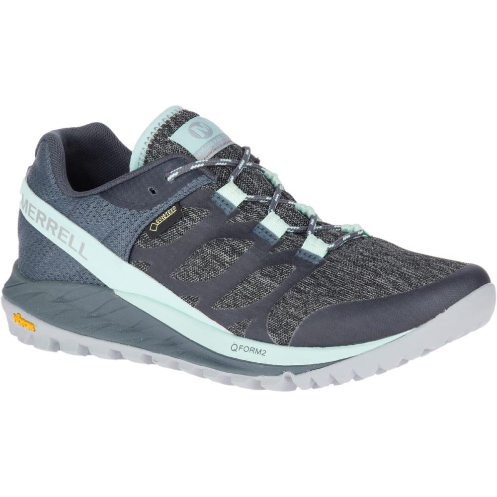 MERRELL Women's Antora GORE-TEX Trail Running Shoe 5