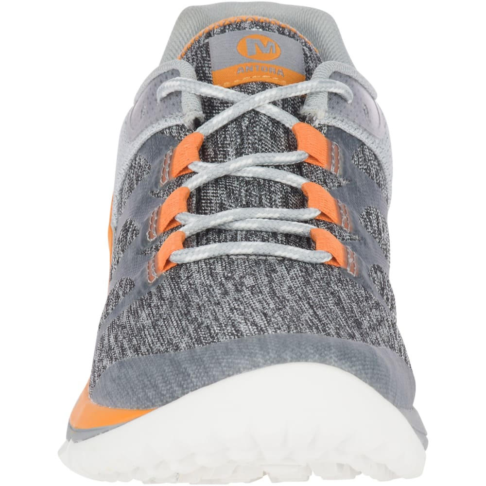 MERRELL Women's Antora Trail Running Shoe - FLAME ORANGE J53096