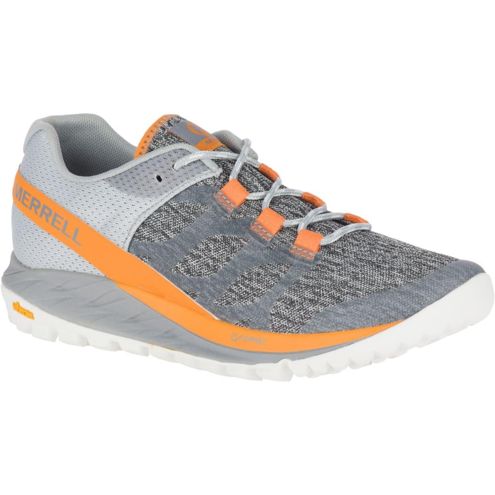 MERRELL Women's Antora GORE-TEX Trail Running Shoe - FLAME ORANGE J53096