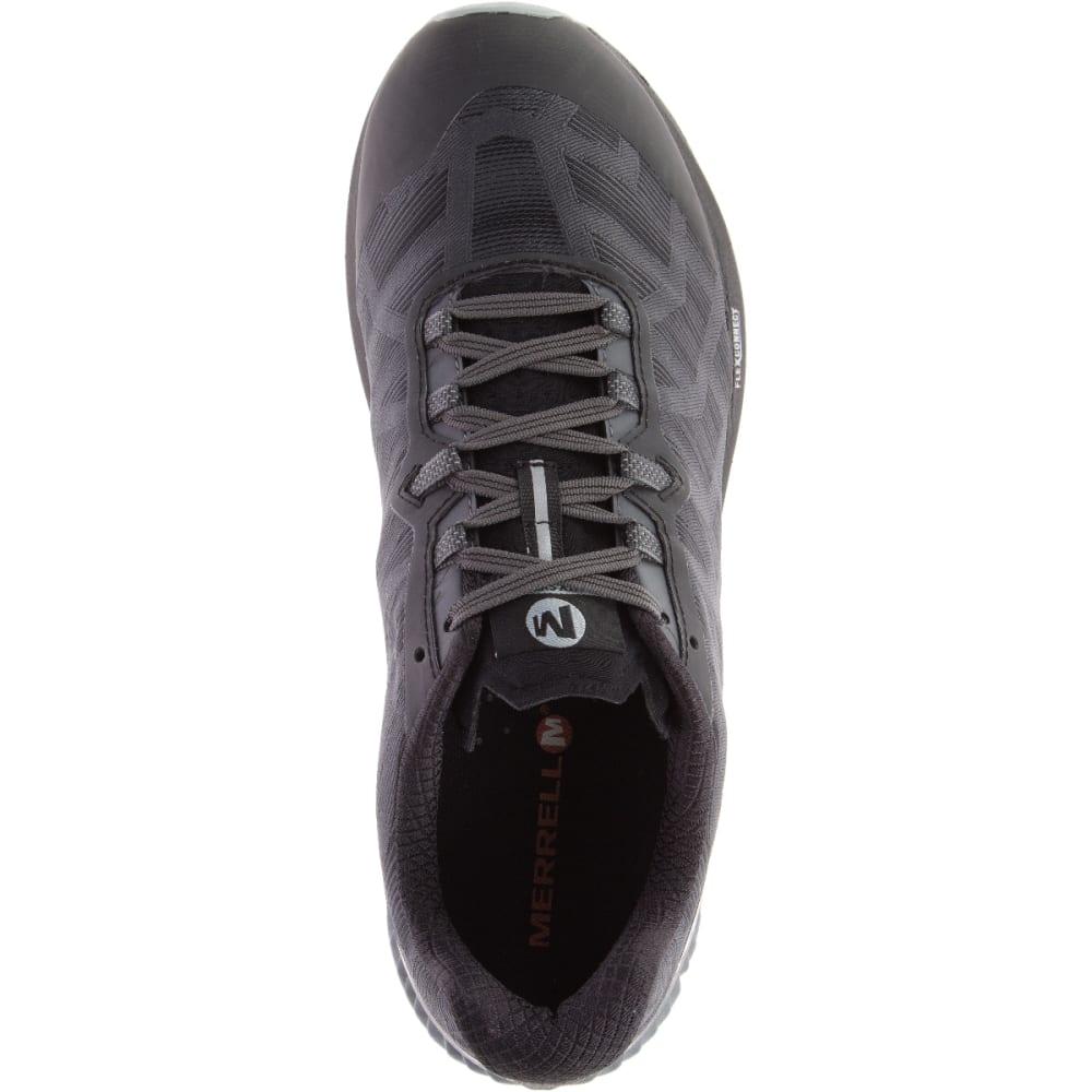 MERRELL Men's Agility Synthesis Flex Trail Running Shoe - BLACK J06107