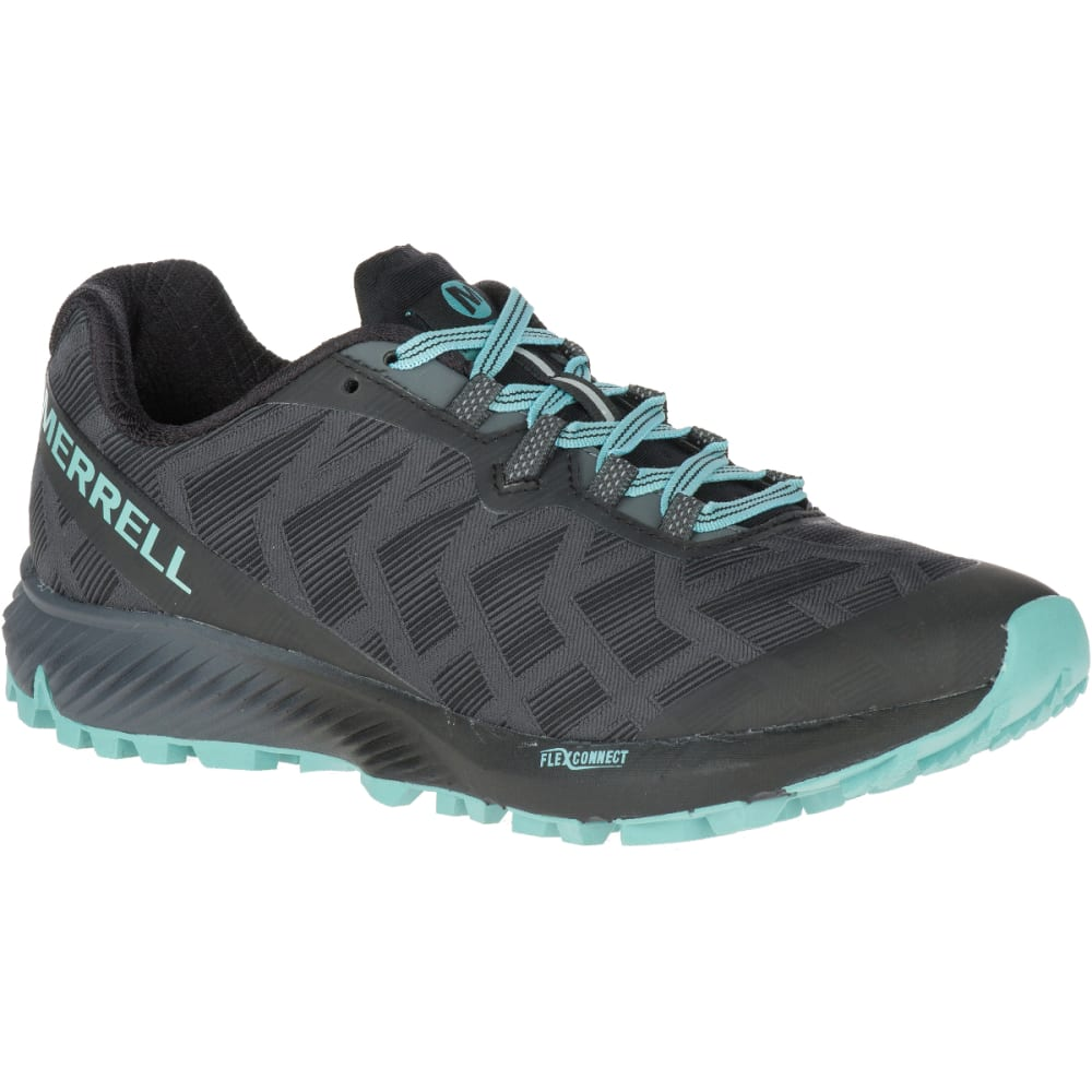 MERRELL Women's Agility Synthesis Flex Trail Running Shoes 5