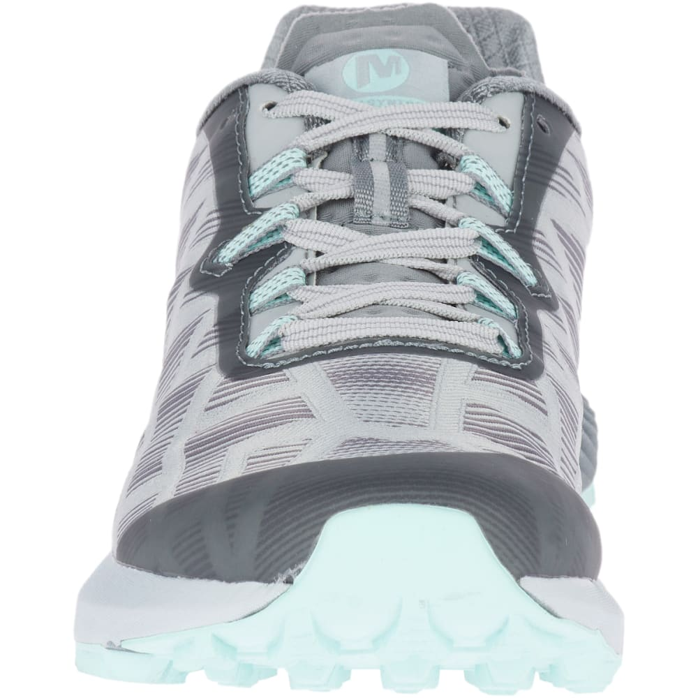 MERRELL Women's Agility Synthesis Flex Trail Running Shoes - HIGH RISE J48992