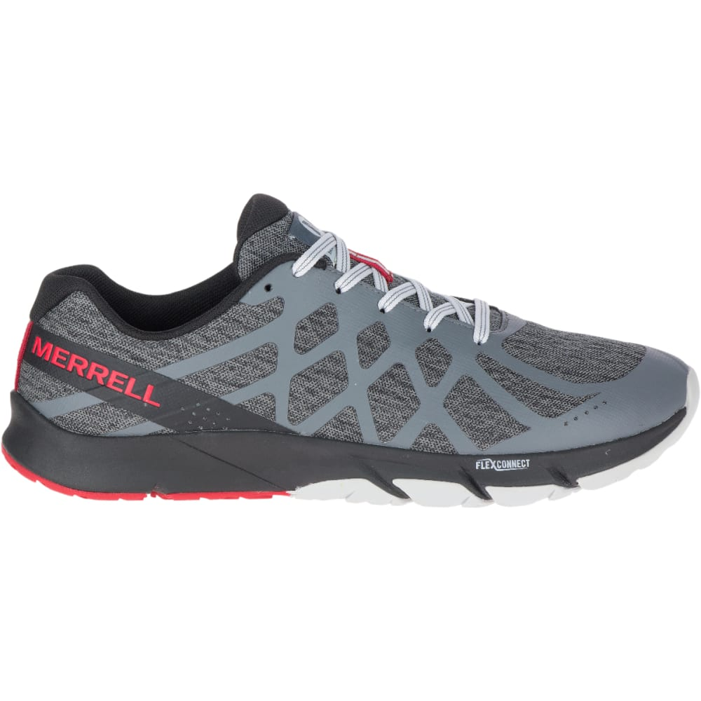 MERRELL Men's Bare Access Flex 2 Barefoot Shoes - CASTLEROCK J48873