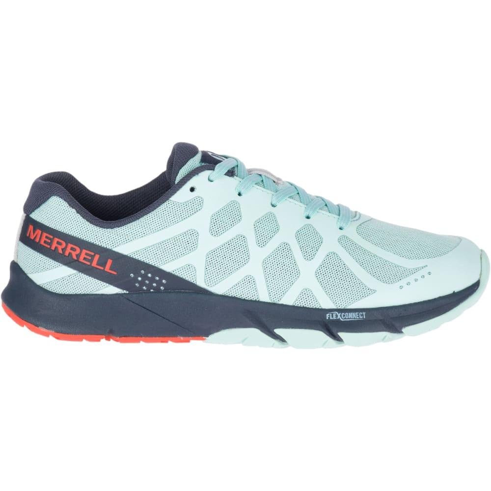 MERRELL Women's Bare Access Flex 2 Barefoot Shoes - BLEACHED AQUA J82316