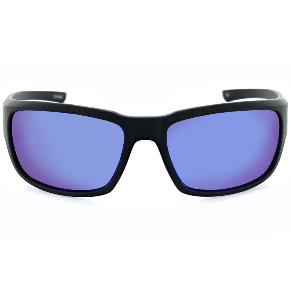 OPTIC NERVE Yukon Sunglasses - MATTE BLACK