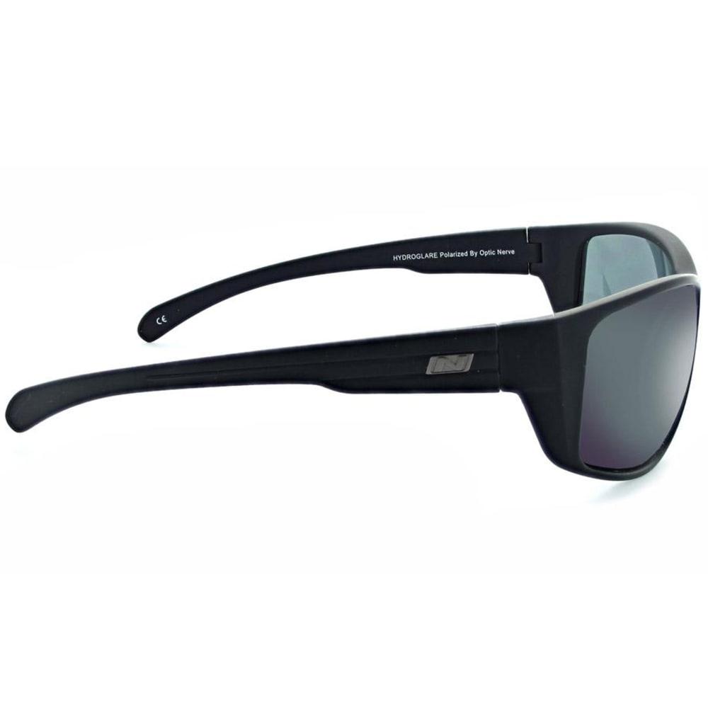OPTIC NERVE Old Salt Polarized Sunglasses - MATTE BLACK