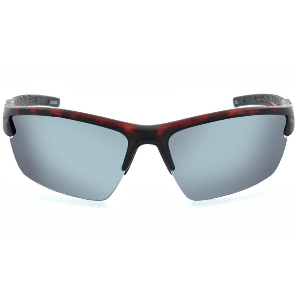OPTIC NERVE Bristol Polarized Sunglasses - MATTE DEMI