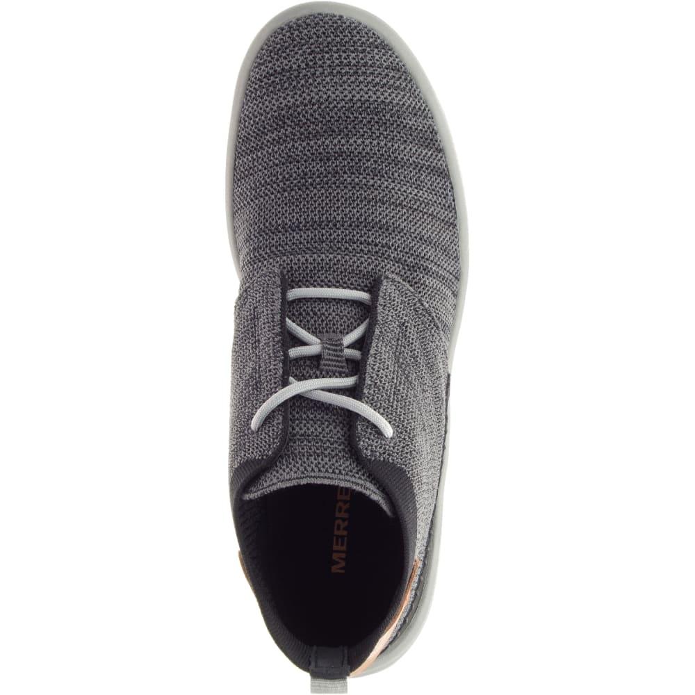 MERRELL Men's Gridway Mid Shoes - BLACK J97467
