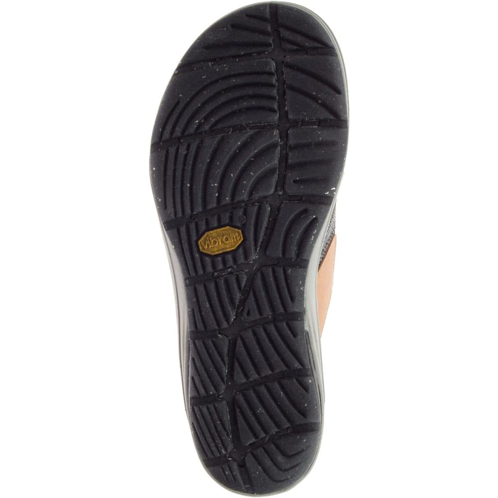 MERRELL Men's Gridway Slide Sandals - BLACK-J97429