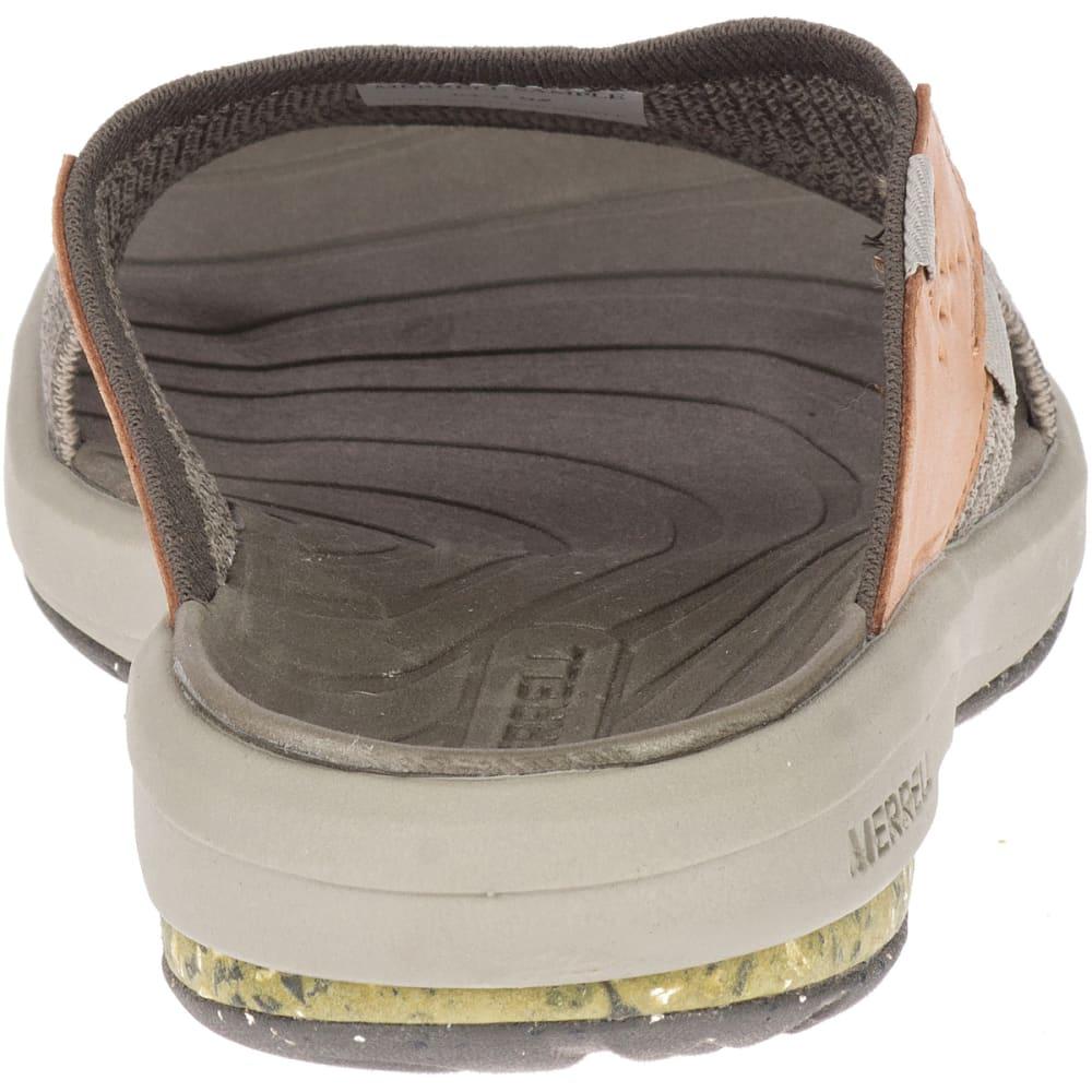 MERRELL Men's Gridway Slide Sandals - BOULDER J97433