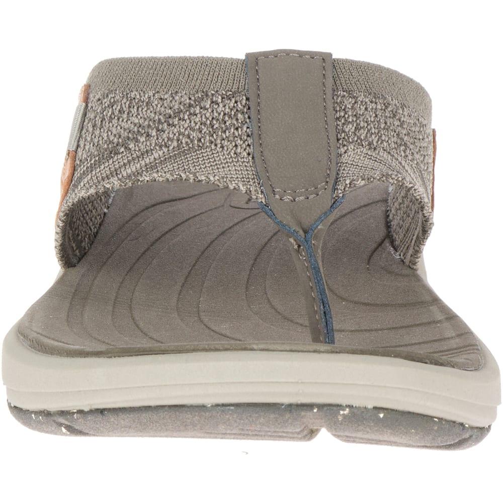MERRELL Men's Gridway Post Thong Sandals - BOULDER J97439