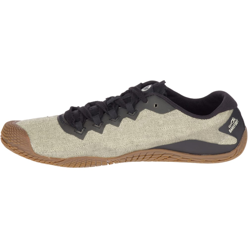 MERRELL Men's Vapor Glove 3 Cotton Barefoot Shoes - SEEDPEARL J50509