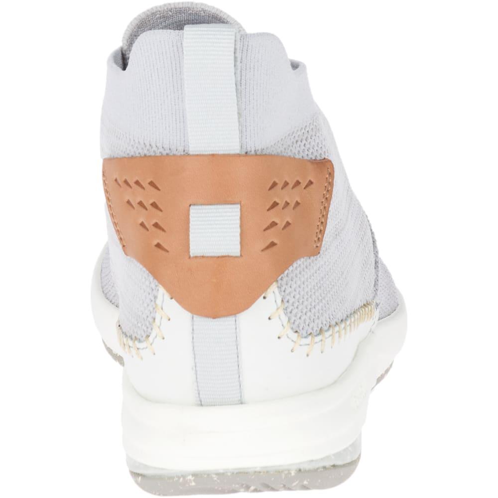 MERRELL Women's Gridway Mid Shoes - GLACIER GREY J97600