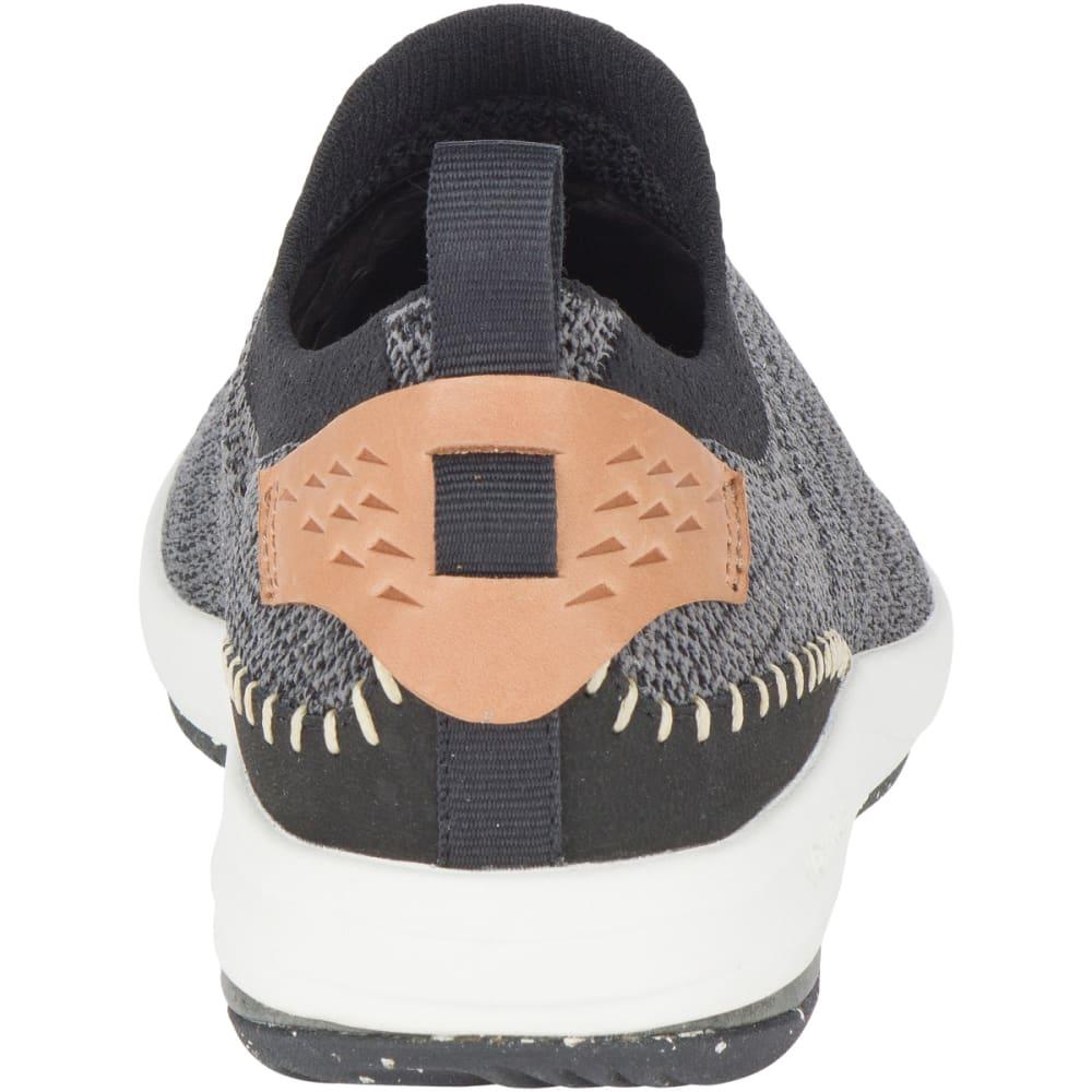 MERRELL Women's Gridway Moc Shoes - BLACK J97544