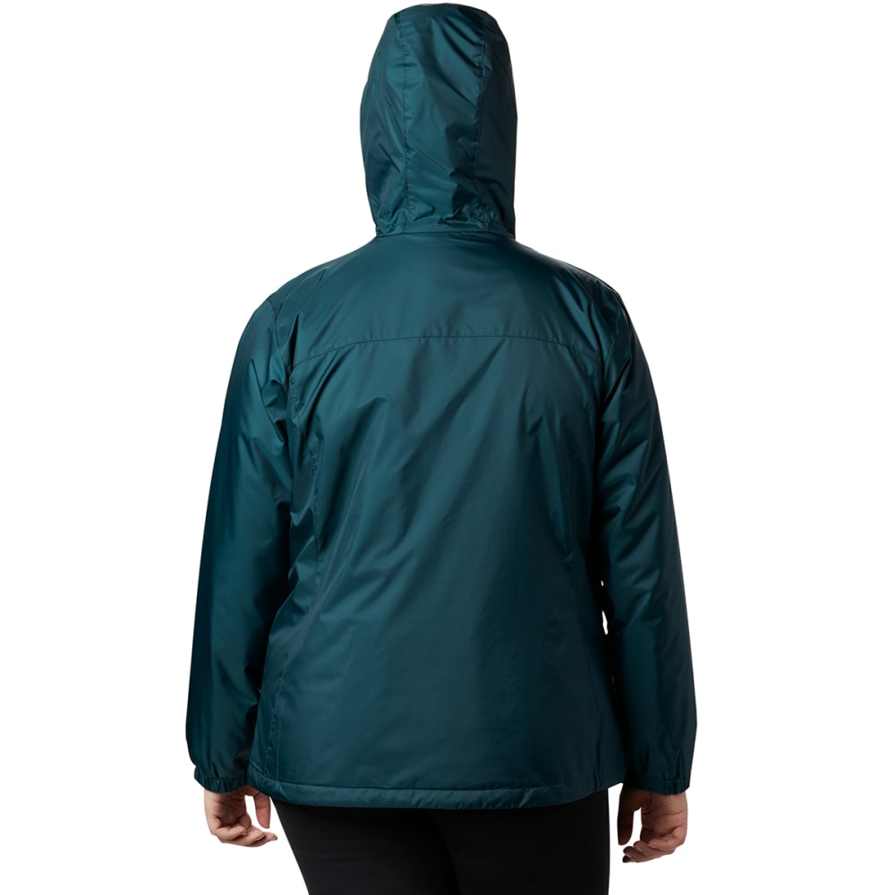 COLUMBIA Women's Switchback Sherpa Lined Jacket - 375 DARK SEAS