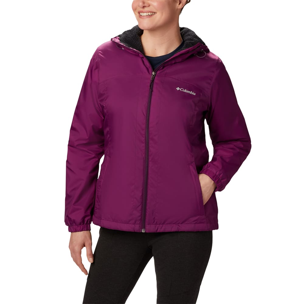 COLUMBIA Women's Switchback Sherpa Lined Jacket S