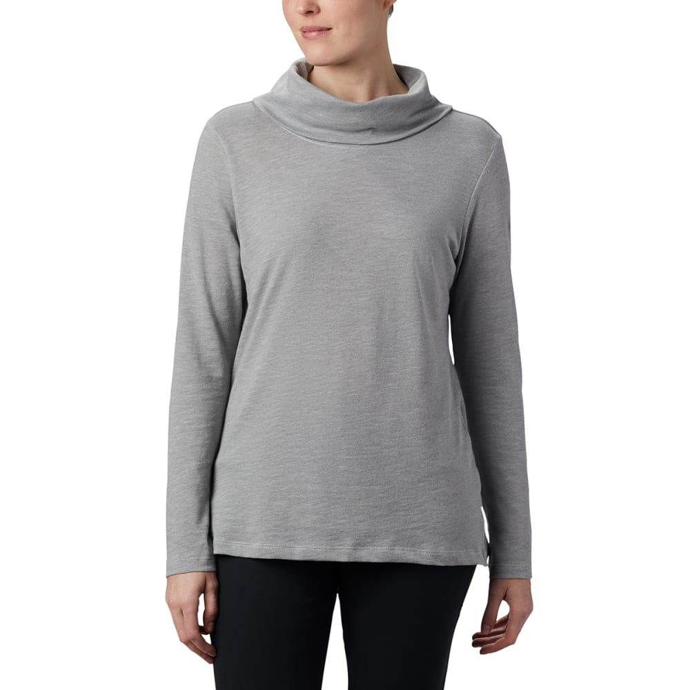 Columbia Women's Canyon Point Cowl Neck Shirt - Size S