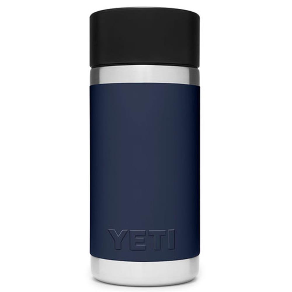 YETI Rambler 12 oz. Bottle with Hotshot Cap - NAVY