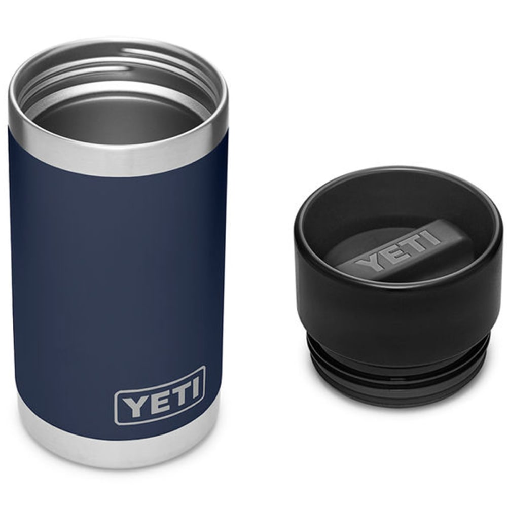 YETI Rambler 12 oz. Bottle with Hotshot Cap - NAVY