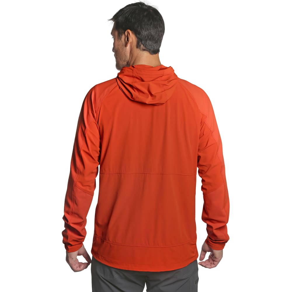 OUTDOOR RESEARCH Men's Ferrosi Hooded Jacket - 0551 BURNT ORANGE