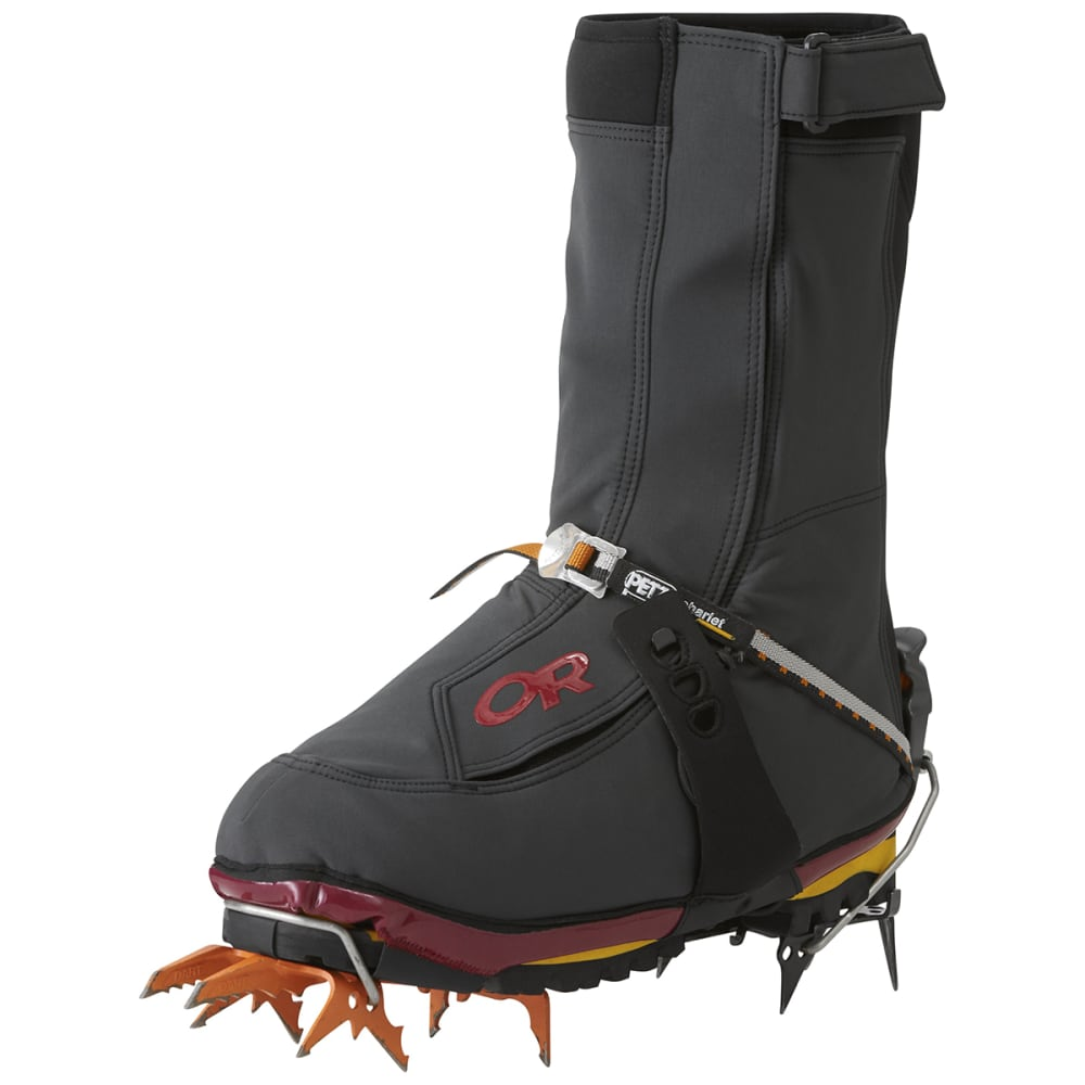 OUTDOOR RESEARCH Men's X-gaiters - 0144 BLACK CHILE