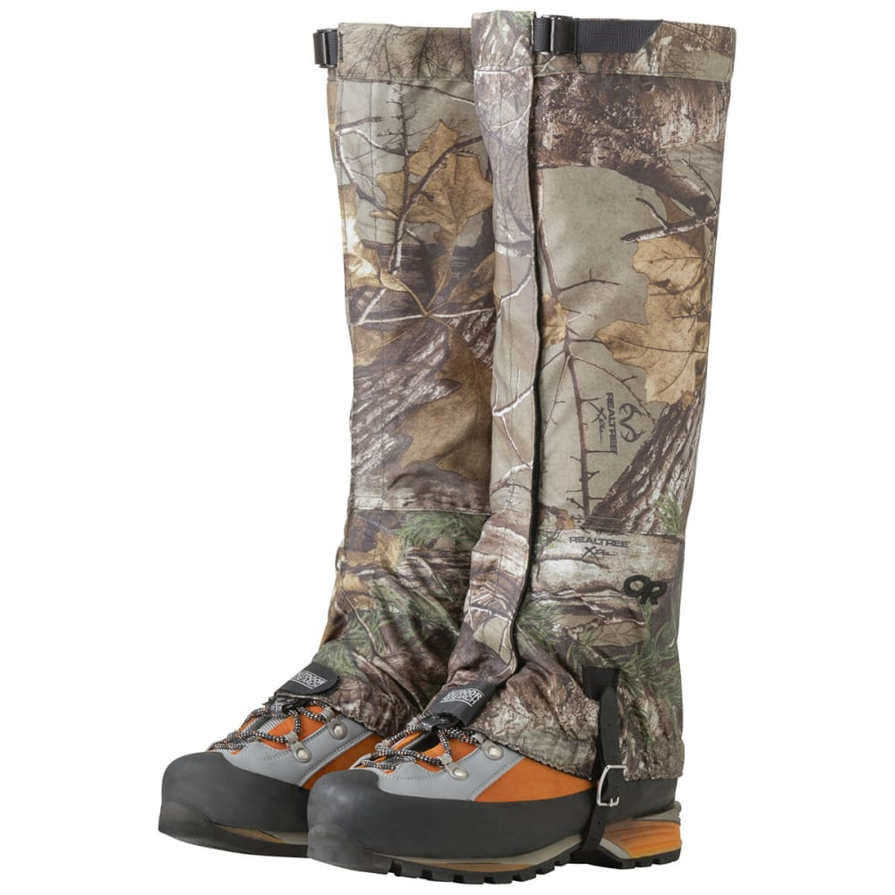 OUTDOOR RESEARCH Men's Rocky Mountain High Gaiters - 0885 REALTREE XTRA