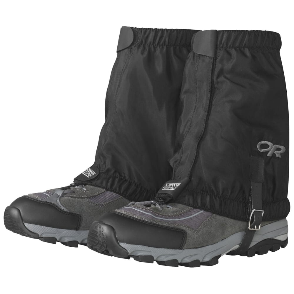 OUTDOOR RESEARCH Rocky Mountain Men's Low Gaiters - 0001BLACK