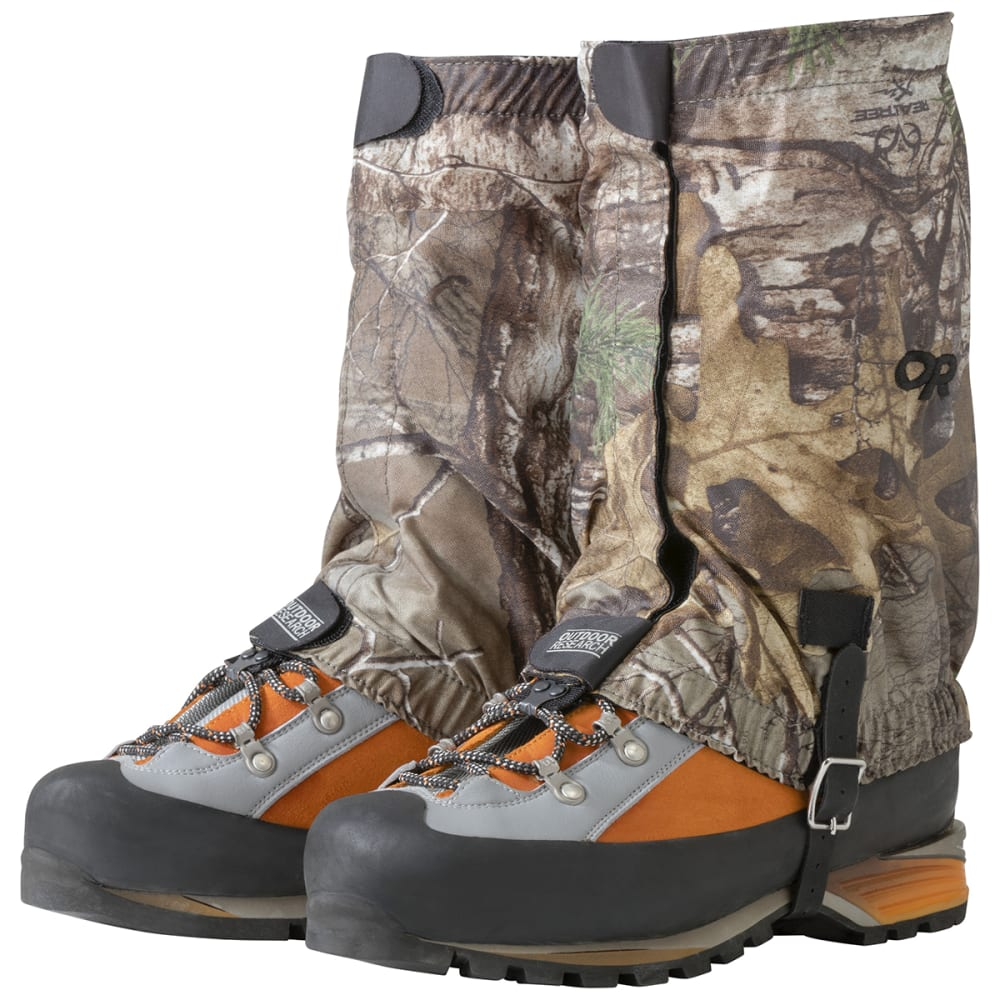 OUTDOOR RESEARCH Bugout Realtree Gaiters - 0885 REALTREE XTRA