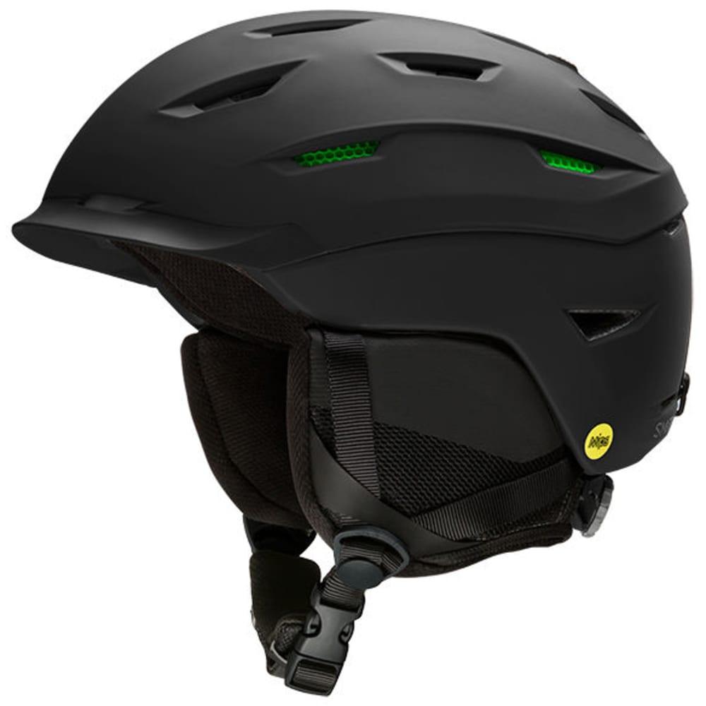 SMITH Men's Level MIPS Ski Helmet - MATTE BLACK