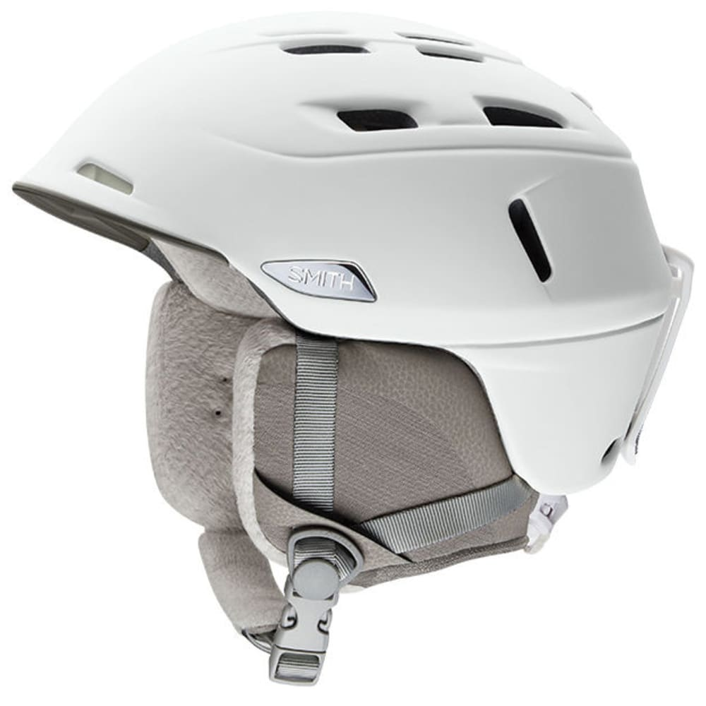 SMITH Women's Compass Ski Helmet - WHITE