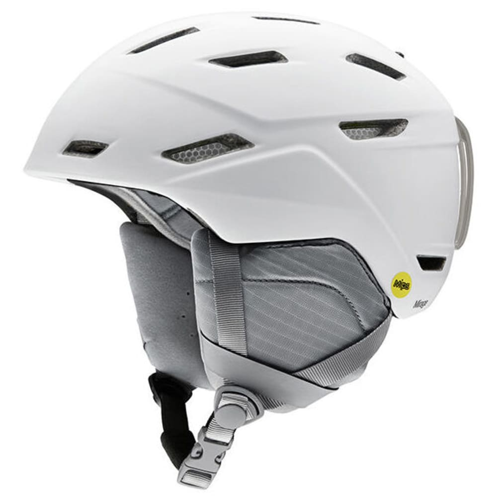 SMITH Women's Mirage Ski Helmet - WHITE