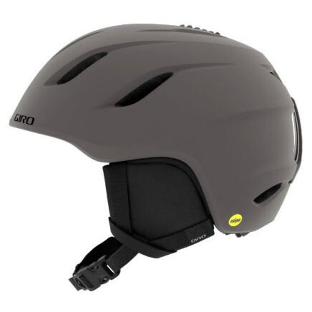 GIRO Unisex Nine C MIPS Ski Helmet - MATTE CHARCOAL