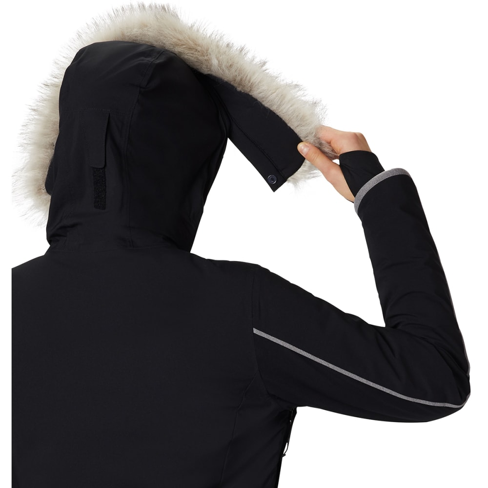 COLUMBIA Women's Alpine Slide Jacket - 011 BLACK